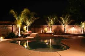 landscape lighting - electricians